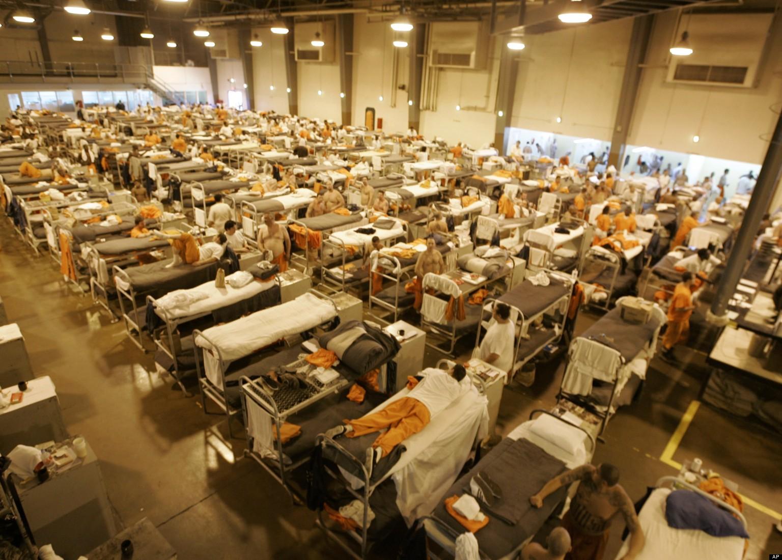 Самая страшная тюрьма в мире 11 фотография