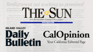 Inmate realignment not working as promised by Marc Steinorth - The San Bernardino County Sun, Inland Valley Daily Bulletin, Cal Opinion