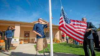 Wounded Rancho Cucamonga Marine celebrates having new home in Yucaipa - Marc Steinorth, California 40th Assembly District