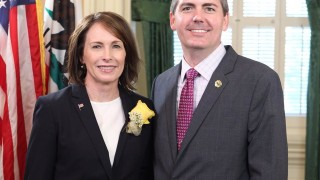 Assemblyman Marc Steinorth Honors Pamela Langford as Woman of the Year - Marc Steinorth, 40th Assembly District