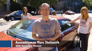 Proposed 'Hot Dog Bill' would allow pets to be rescued from hot cars - Marc Steinorth Assembly
