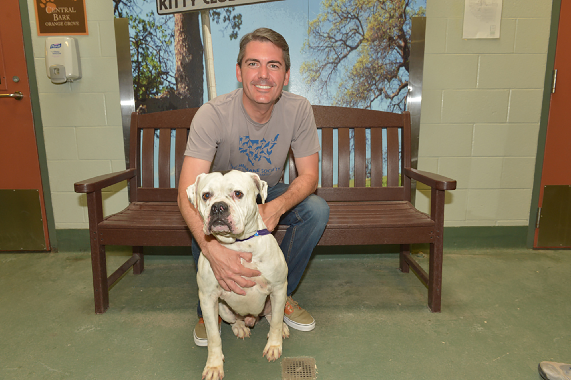 Assemblyman Marc Steinorth hosting pet adoption event again this summer