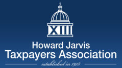 Assemblyman Marc Steinorth receives the Endorsement of the Howard Jarvis Taxpayers Association