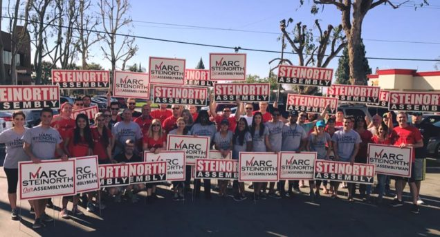 Assemblyman Marc Steinorth Officially Wins Re-Election Bid