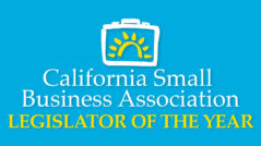 Assemblyman Marc Steinorth Named California Small Business Association Legislator of the Year